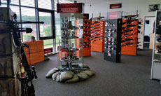 MyGuns Bild Showroom Waffenladen