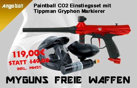 Paintball Tippman Gryphon Angebot